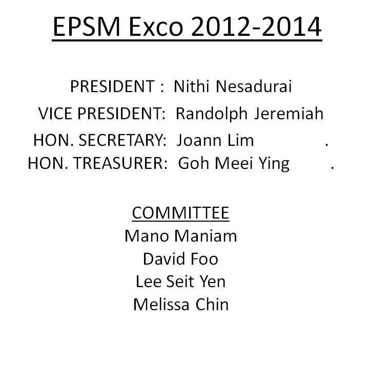 Exco 2012